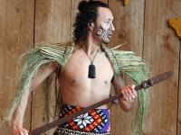 Maori Performer © Alaskan Dude