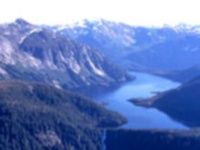 Misty Fjords © Ketchikan Visitor\'s Bureau