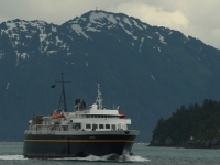 An Alaskan Ferry © Alaskan Dude