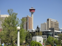 Calgary Tower © Calgary Reviews