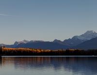 Pyramid Lake © Norton Ip