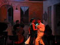 Argentina tango dancing ©