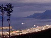Ushuaia in Argentina © Argentina Tourism Department