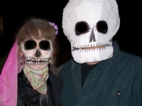 Costumes at the All Souls Procession ©