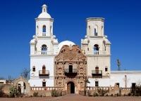 Mission San Xavier del Bac © Frank Kovalchek
