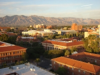 University of Arizona © Huperphuff