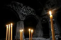 Monastery of Geghard © John Barker