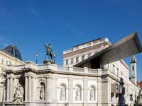 The Albertina in Vienna © Albertina/Alexander Ch. Wulz