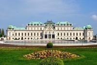 Belvedere Palace © Ignaz Wiradi