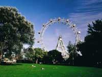 Giant Wheel in Vienna Austria ©