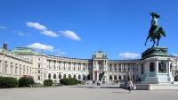Hofburg Palace Vienna, Austria  © Bwag/cc-by-sa-4.0