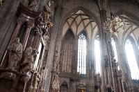 St. Stephen's Cathedral interior © Mstyslav Chernov