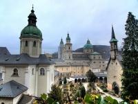 St Peter\'s Abbey Salzburg Austria © wirelessweb