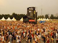 Danube Island Festival in Vienna Austria ©