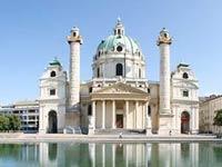 Karlskirche in Vienna Austria © www.karlskirche.at