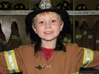 Firefighter © adjustafresh