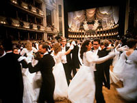 Opera Ball in Vienna Austria © Austrian National Tourist Office/Bartl