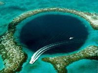 Blue Hole © USGS