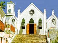St Peter's Church, St George's Town © Bermuda.Com Ltd