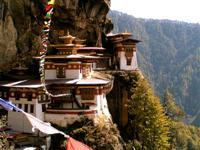 Taktshang Monastery © Douglas J. McLaughlin