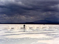 Salar de Uyuni © Judith Duk