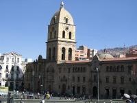 San Francisco Cathedral, La Paz © Anakin