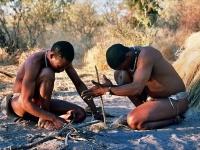 Bushmen © Ian Sewell