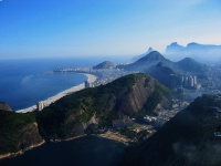 Aerial View of Copacabana © Breogan67