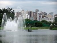 Ibirapuera Park © Mathieu Plourde