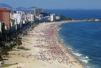 Ipanema Beach © Joonasl