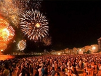 New Year in Rio © Blatant World