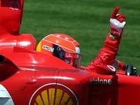 Michael Schumacher © Rick Dikeman