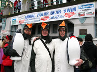 Polar Bear Swim © Vancouver Board of Parks and Recreation