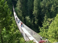 Capilano Suspension Bridge © All Glory To The Hypnotoad