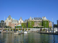 Fairmont Empress Hotel © Tom Mascardo