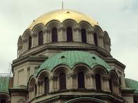 Alexander Nevsky Cathedral, Sofia, Bulgaria © Mark Ahsmann
