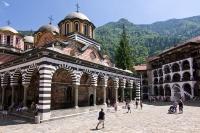 Rila Monastery, Bulgaria © Raggatt2000