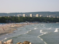 Varna Beach, Bulgaria