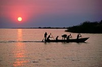 Lake Tanganyika © Worldtraveller