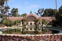 Balboa Park Botanical Building © Bernard Gagnon
