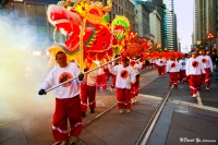 Chinese New Year Parade © David Yu