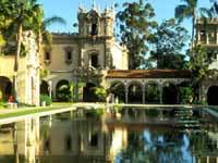 Balboa Park © James Blank, San Diego Convention and Visitors Bureau