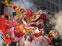 Chinese New Year Parade ©