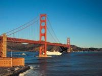 Golden Gate Bridge © San Francisco CVB