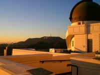 Griffith Park and Observatory © Marcy Reiford