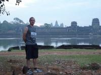 Angkor Wat Half Marathon © ronan crowley