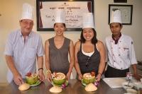Cambodian Cooking Class © Tara Angkor Hotel