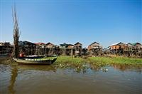 Floating Village © Paul Stocker