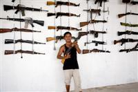 Cambodian Shooting Range © Pithawat Vachiramon
