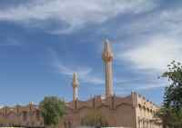 The Grand Mosque of N'Djamena © Notrchad